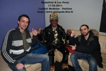 Lee Scratch Perry & Rastapuls - 2011