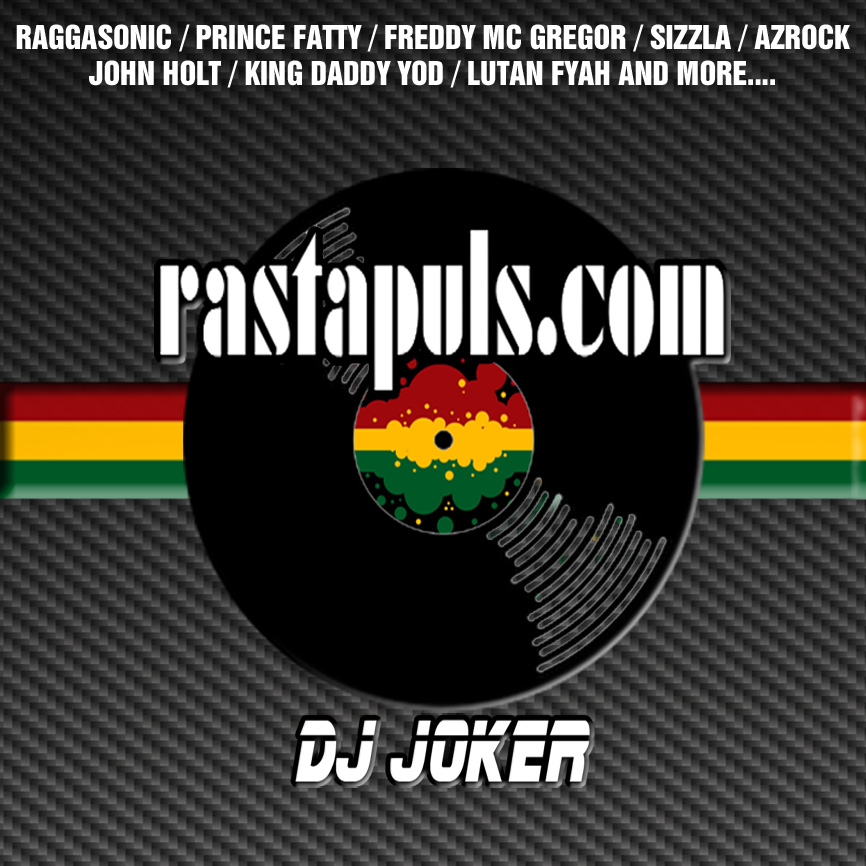 dj joker mixtape 1 rastapuls reggae radio live poitiers