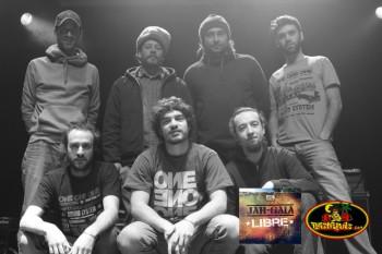 jah gaïa le groupe reggae - libre 2014