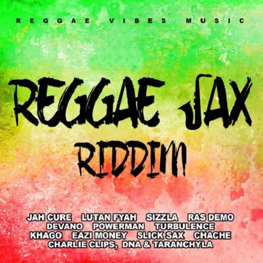 Reggae Sax Riddim - Reggae Vibes Music - 2017