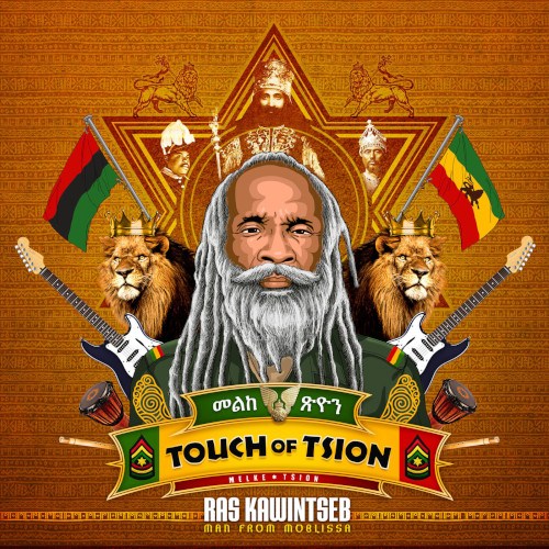 Ras Kawintseb - Touch of Tsion - 2017