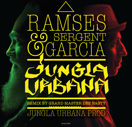 Shabba Ramses - Jungle Urbaine - 2017