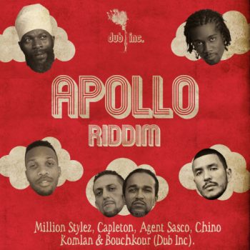 Apollo Riddim - Dub Inc - 2018