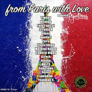 From Paris with Love - French Reggae United - 2015