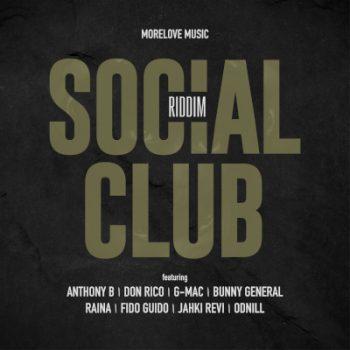 Social Club Riddim - Morelove Music - 2018